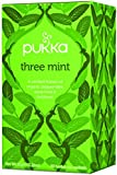 Pukka Three Mint Tea Organic Peppermint ...