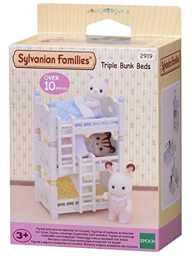 Sylvanian Families 2919 - Litera de tres pisos [Importado de Alemania]
