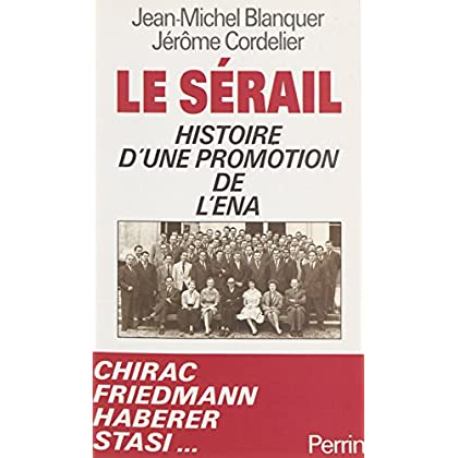 E.N.A. 1959 : histoire d'une promotion