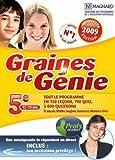 Graine de génie 5e 2008-2009