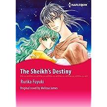THE SHEIKH'S DESTINY (Harlequin comics)