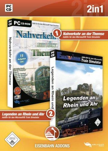 Train Simulator - Rhein Ahr/Nahverkehr [Edizione : Germania]