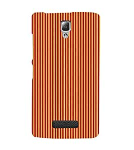 Stripe Pattern 3D Hard Polycarbonate Designer Back Case Cover for Lenovo A2010 :: Lenovo A2010 4G