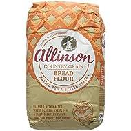 Allinson Country Grain Bread Flour, 1kg