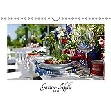 Garten-Idylle 2019 (Wandkalender 2019 DIN A4 quer): Ein farbenfroher Streifzug durch liebevoll gestaltete Gärten. (Monatskalender, 14 Seiten ) (CALVENDO Natur)