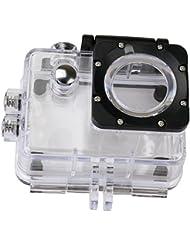 Rollei 21646 Coque sous marine pour Caméra d'action Transparent