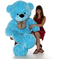MSY Love Teddy Bear for Girls Teddy Bears Toys Big Size (Blue, 2 Feet`)