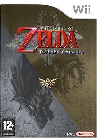 The legend of Zelda: Twilight