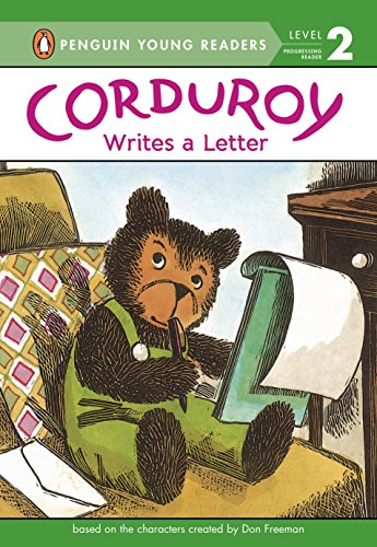 Corduroy Writes a Letter (Penguin Young Readers Level 2)