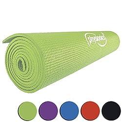 Physionics Gymnastik Fitnessmatte, FNMT05-0.5gn