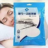 SunnyGod Wohnzimmerdekoration Einweg-Bettlaken Hygienische TravNecessity Vlies Babywindeln Liner Portable Bettwäsche - (Bettwäsche Größe: Single 120200cm)