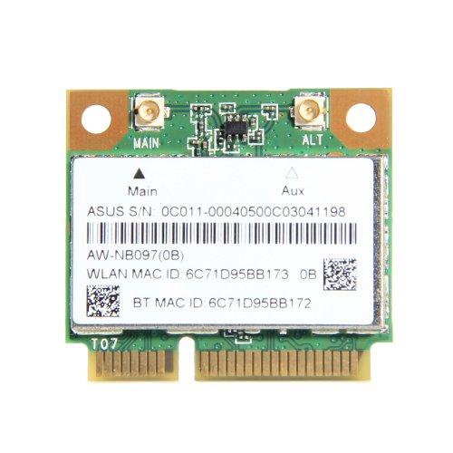 AR5B93 AR9283 Mini PCI-E Wireless Wlan WiFi Card 300Mpbs Half Height For Atheros