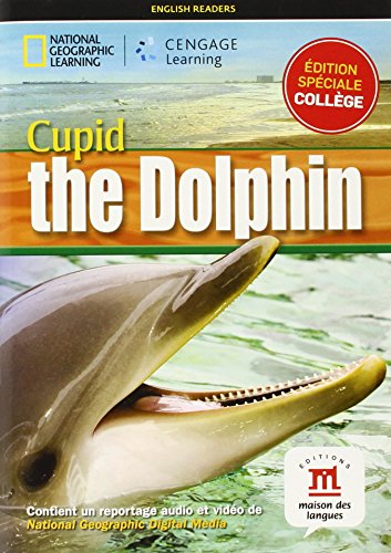 Cupid the dolphin : Niveau A2-B1 (1DVD)