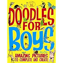 Doodles For Boys (Buster Activity) by Andrew Pinder (2012-06-07)