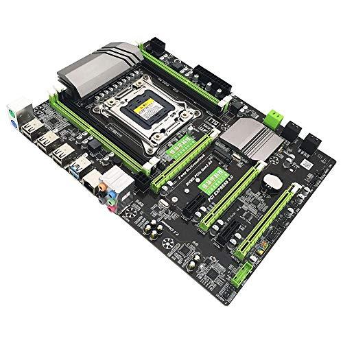 JUNERAIN X79 Intel B75 Chipset Soporte M.2 USB 3.0