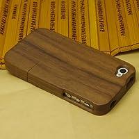 Eimo - Cover rigida in legno naturale di noce, realizzata