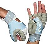 Reusch Handschuhe Nordic Walking Trail Gloves Fahrrad Sport Freizeit Unisex (7,0(S), Blau)