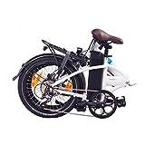 NCM London (+) 20 Zoll E-Bike, E-Faltrad, 36V 15Ah / 19Ah 540Wh / 684Wh Akku, 250W - 5