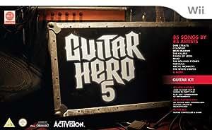 Guitar Hero 5 - Guitar Bundle