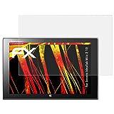 atFolix Schutzfolie kompatibel mit Lenovo IdeaTab Miix 2 10 Bildschirmschutzfolie, HD-Entspiegelung FX Folie (2X)