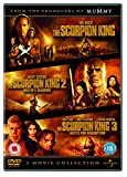 The Scorpion King 1-3 Triple Pack [DVD]