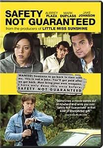 Safety Not Guaranteed [DVD] [2012] [Region 1] [US Import] [NTSC]