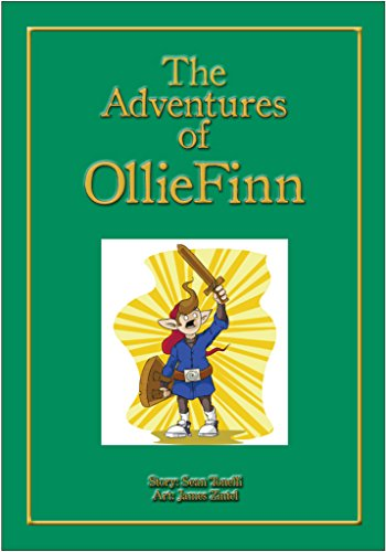 The Adventures of OllieFinn (English Edition)