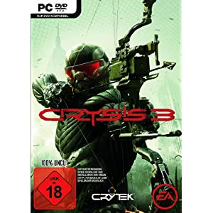 Crysis 3 – Hunter Edition (uncut) – [PC]