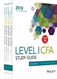 Wiley Study Guide for 2018 Level I CFA Exam: Complete Set of Vol. I - Vol. V