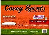 Covey deportes 30Juego de lado por lado/de béisbol Softball scorebook