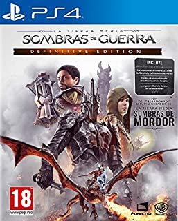 Sombras De Guerra Definitive Edition (B07GFNP7M9) | Amazon price tracker / tracking, Amazon price history charts, Amazon price watches, Amazon price drop alerts