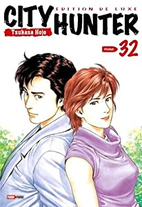 City Hunter - Nicky Larson Edition de luxe Tome 32