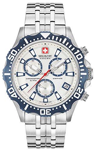 SWISS MILITARY-HANOWA Herren-Armbanduhr 06-5305.04.001.03