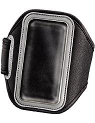 """Hama Armbandtasche """"Marathon"""" für iPod touch 5G/iPhone 5/5c/5s, Neopren, Schwarz"""