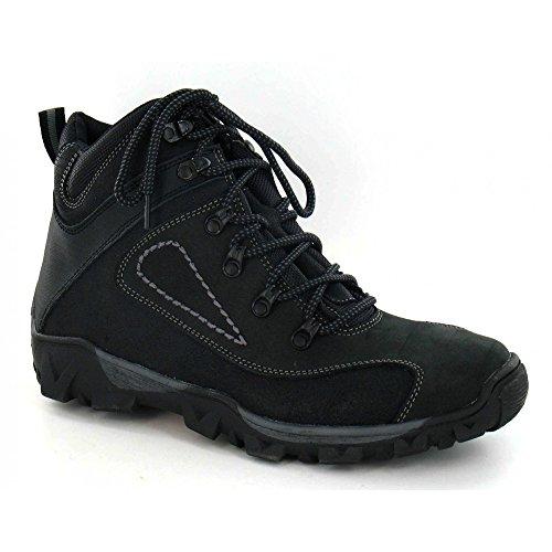 Spot On - Chaussures de marche - Homme Noir