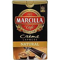 Marcilla Crème Express Café Molido Natural - 250 g