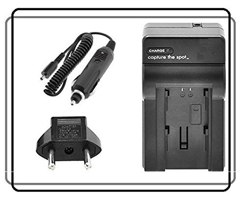 BlueTech Rapid Travel Charger (For LP-E8 Battery Pack) with Canon EOS Rebel T2i T3i T4i T5i EOS 550D 600D 650D 700D Digital SLR Camera (110/220v with Car & EU adapters)  available at amazon for Rs.1775