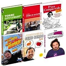 Pack 6 Todos los libros de Torbe