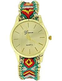 The Olivia Collection Maya watch - Reloj , correa de tela multicolor