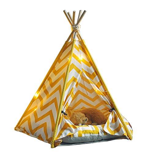 Little Dove, Tipi de perros de tienda, casa y tienda con punta...