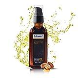 Pallamina marocchino olio di argan per capelli secchi e fragili crescere oli essenziali bio collagene terapia cheratina 60 ml
