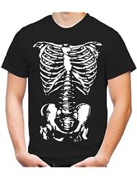 ca12f8beb83ef6 Suchergebnis auf Amazon.de für  skelett shirt - Herren  Bekleidung
