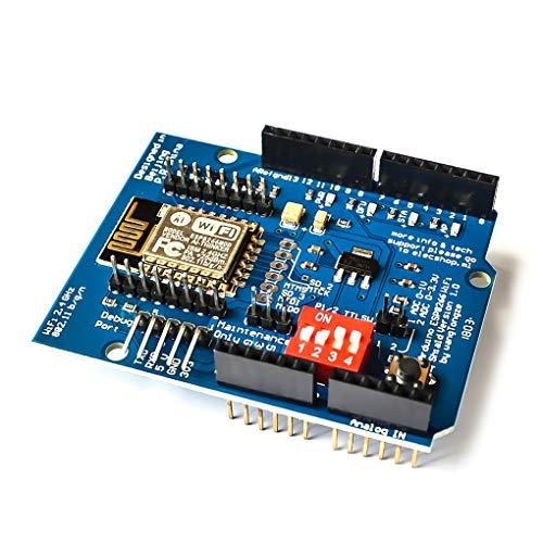Ben-gi ESP8266 ESP-12E WiFi Wireless-Schild Development Board Ersatz für Arduino UNO R3-Leiterplatten-Module