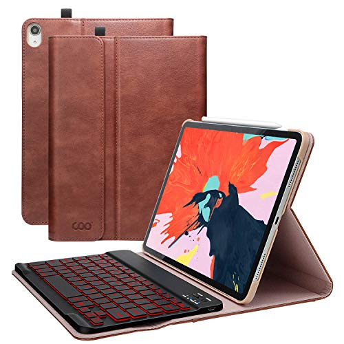 TOPLIFE Funda Teclado iPad Pro 11