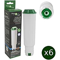 6 x FilterLogic CFL-701B - cartuccia filtrante / filtro acqua compatibile con CLARIS F08801 - (Bosch Serie 700)