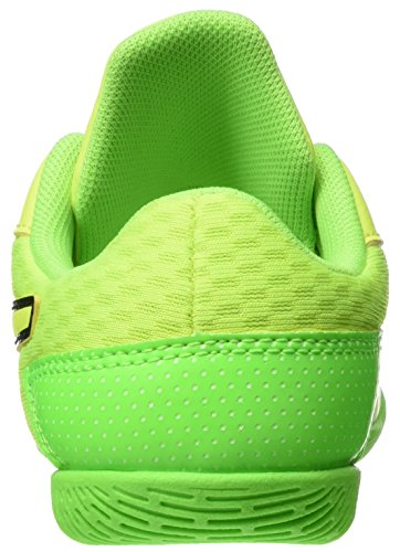 Puma 365 Ct Jr, Chaussures de Football Compétition Mixte Enfant Jaune (Safety Yellow-puma Black-green Gecko 02)