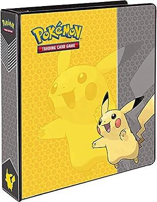 Ultra Pro Pokémon Album para Cartas, Color (UPPOKPIK2IALB) de Ultra Pro