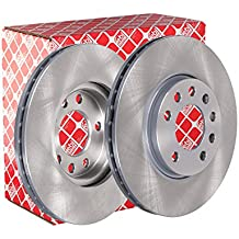 Bremsbeläge Vorne u.a für Audi ATEBremsenset POWER DISC Bremsscheiben