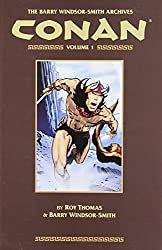 Barry Windsor-Smith Conan Archives Volume 1 by Roy Thomas (2010-01-26)