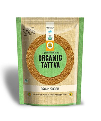Organic Tattva Brown Sugar, 1kg